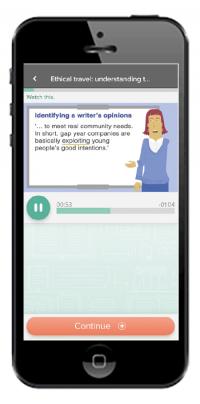 IELTS Listening & Reading Phone 2